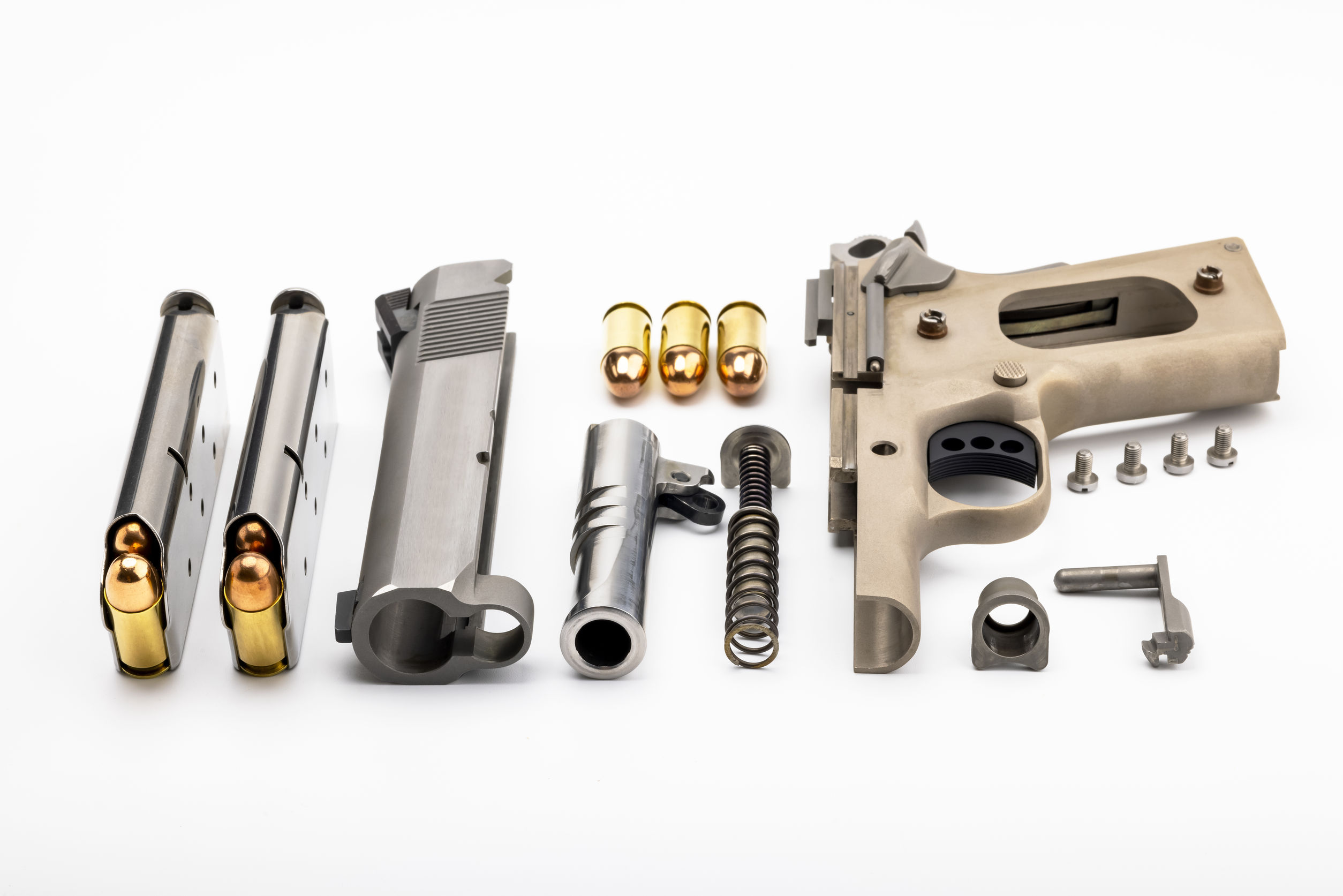 How Are Gun Parts Manufactured?